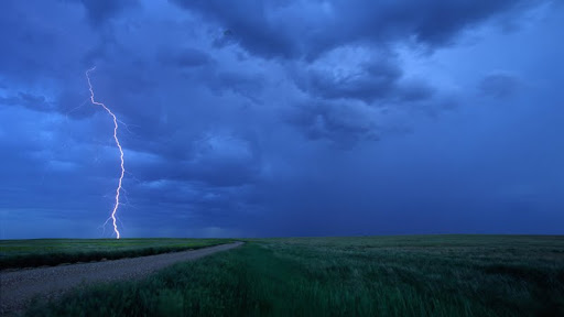 Storm Over Prairies, Grasslands National Park, Saskatchewan, Canada.jpg