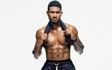Usher reportedly 'herpes free'' ,plans to sue accusers