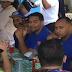 Marlon Martínez en la fiesta navideña de la Fortaleza Juana Núñez