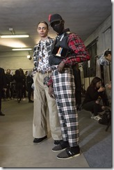 45 PALM ANGELS FW 18-19 - Backstage images