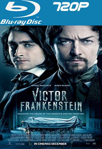 Victor Frankenstein (2015) (BRRip) BDRip m720p