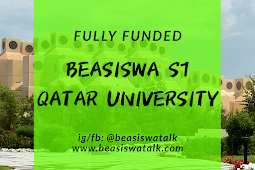 Fully Funded Beasiswa S1 Qatar University 200
