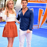 OIC - ENTSIMAGES.COM - Nicola Hughes and Alex Mytton at the Tomorrowland: A World Beyond European Premier in London 17th May 2015  Photo Mobis Photos/OIC 0203 174 1069