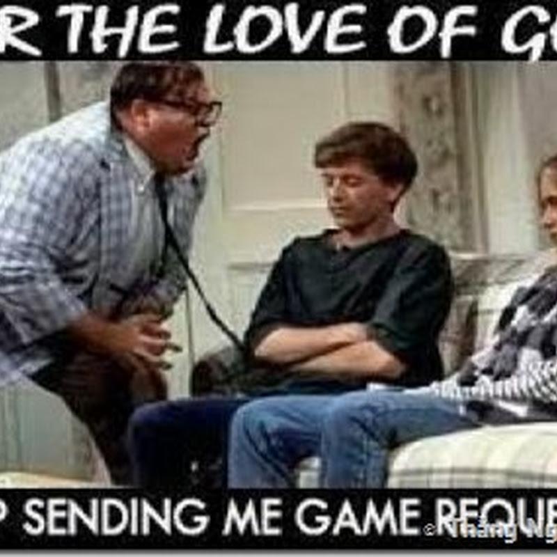 Cách chặn lời mời chơi game trên Facebook