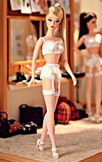 Barbie Silkstone o BFMC (Barbie Fasshion Model Collection) - The Lingerie Barbie Doll #1