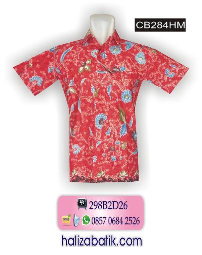 mode baju batik, model batik terbaru, baju batik online