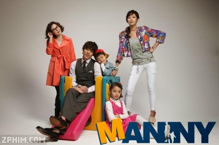Ảnh trong phim Anh Chàng Bảo Mẫu - Manny 1