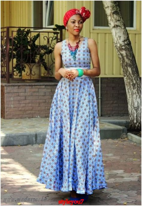 Latest African Clothing Designs   Latest African Clothing Designs 2017 Style You 7