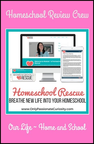 Homeschool Rescue Review