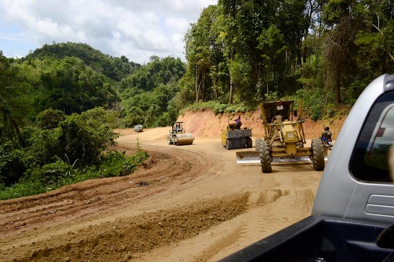северный таиланд автостоп