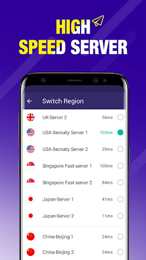 VPN Dog -Free Unlimited Privacy & Anonymous VPN 2.1.6 screenshots 3