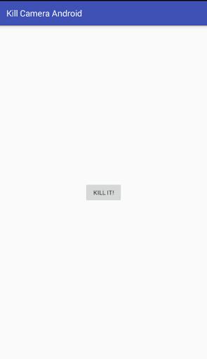 Kill Camera (root) 1.0 screenshots 2