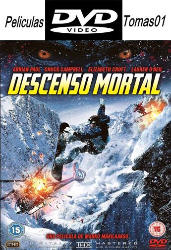 Descenso mortal (2013) DVDRip