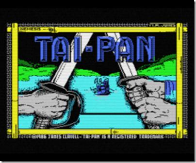 Tai-Pan MSX