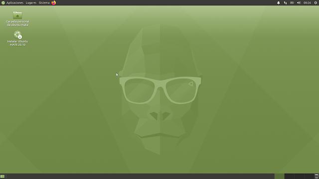 Disponible Ubuntu MATE 20.10 - Novedades