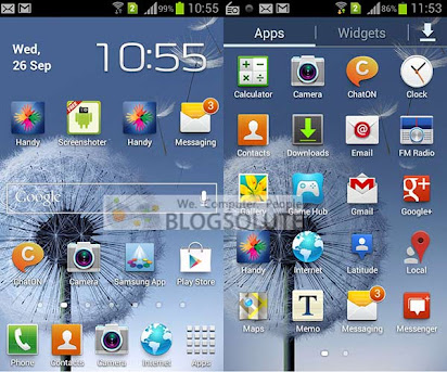 Samsung galaxy s1 apps download