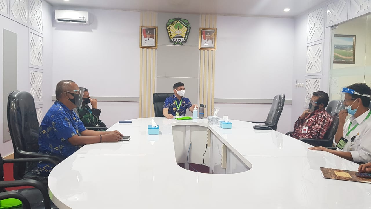 """Bupati Gowa : """"Kabupaten GOWA Harus Menjadi Percontohan Pengembangan Family Farming"""""""