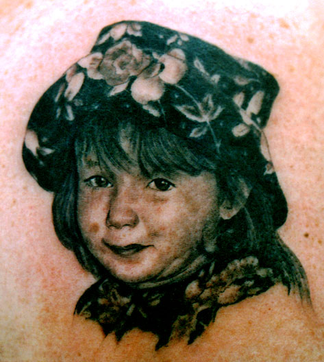 Little Girl #3