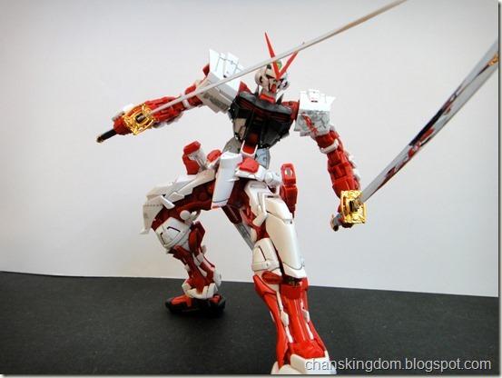 MBF-P02 Gundam Astray Red Frame -023