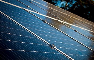 preventing solar farm theft