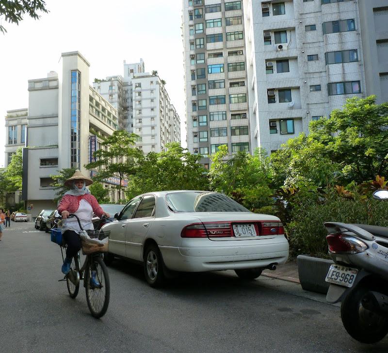 Taipei. Si Shou shan, en plein coeur de Taipei. Accès par un chemin bien plus sauvage. - P1240858.JPG