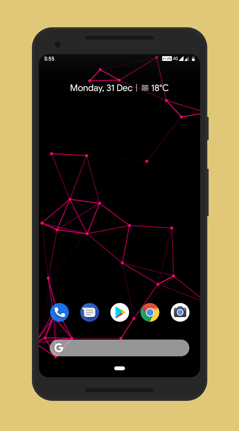 Particle Live Wallpaper Pro Apk Cracked Free Download
