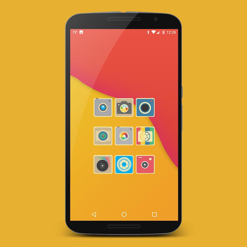Retrofit Icon Pack Screenshot 8