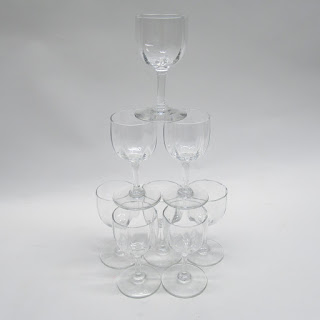 Baccarat Apertif Glasses Set