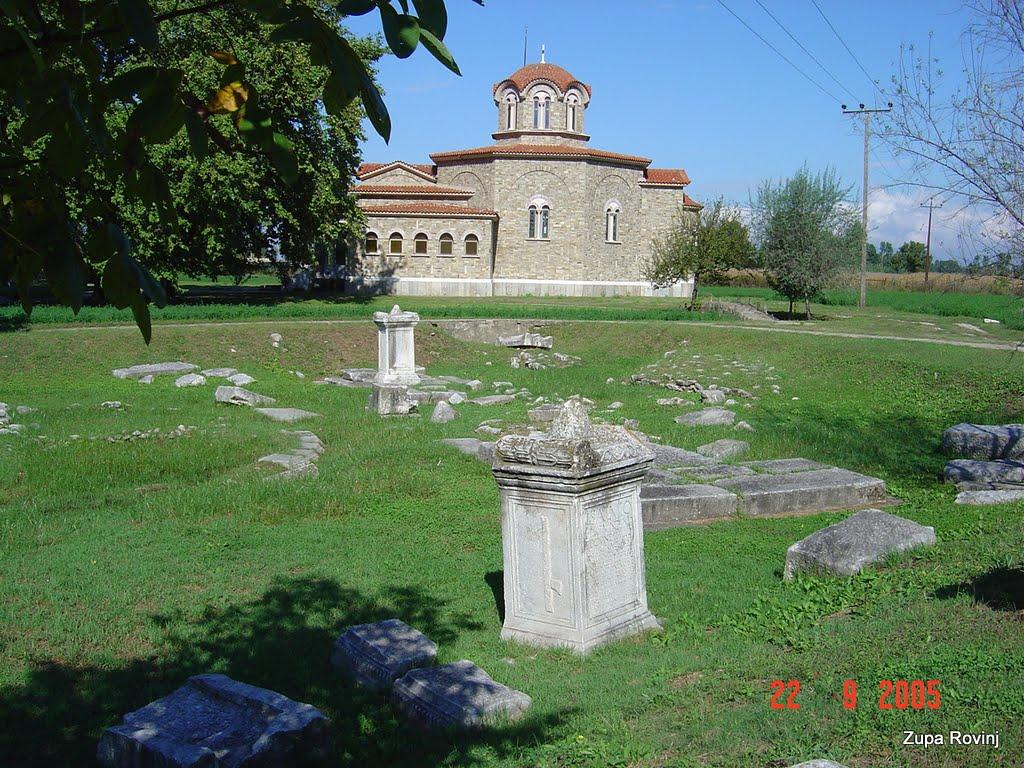 Stopama sv. Pavla po Grčkoj 2005 - DSC05188.JPG