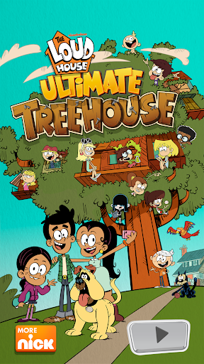 Loud House: Ultimate Treehouse  screenshots 1