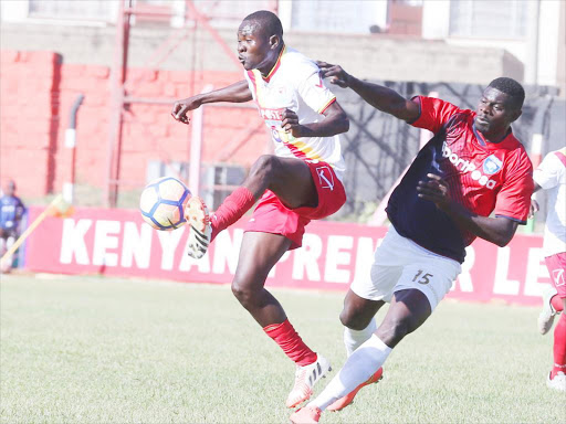 I will beat cancer and achieve long term goal, says Nzoia Sugar striker