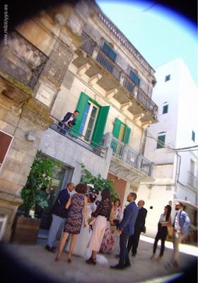 Plaza V. Emanuele, Cisternino