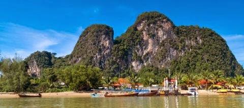 Khao Lak-Lam Ru National Park, Sul Tailândia