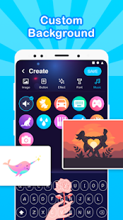 App Aurora Keyboard APK for Windows Phone