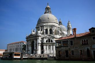 Photo: Bazilika Santa Maria della Salute  - Benátky - Itálie 2011 http://agnesobrazkov.webnode.cz/news/italie-benatky/