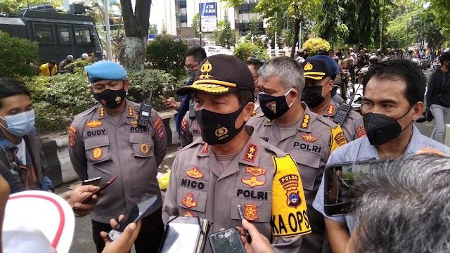 Sikapi 1 Tahun Pemerintahan Jokowi, BEM se-Kalsel kembali Turun ke Jalan