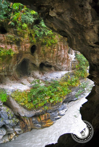 Swallow Grotto, Taroko Gorge, Taiwan. From A guide to visiting Taiwan's biggest attraction: Taroko Gorge