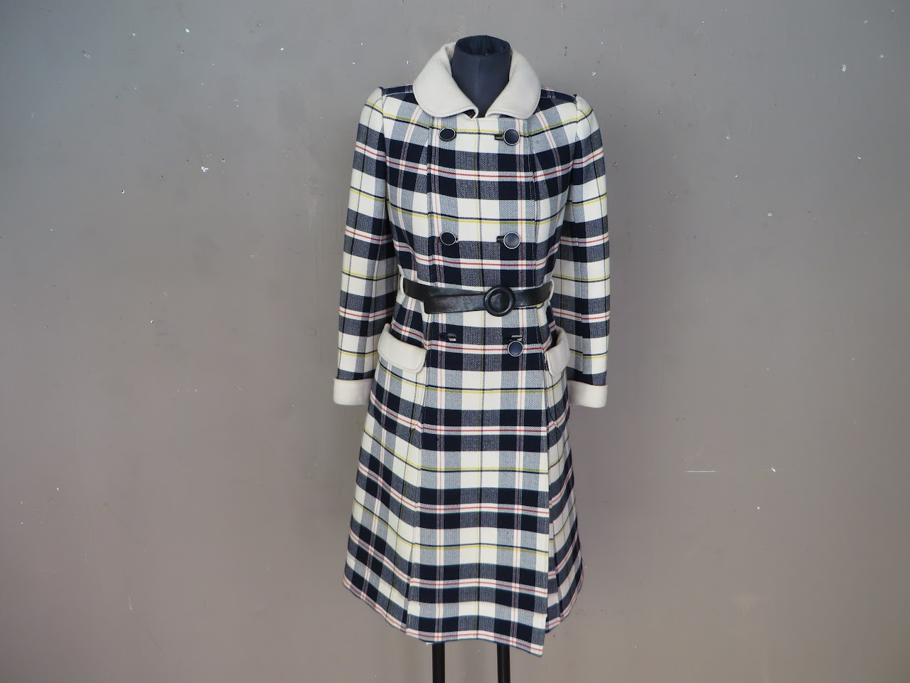 Vintage Courreges for Bonwit Teller Coat