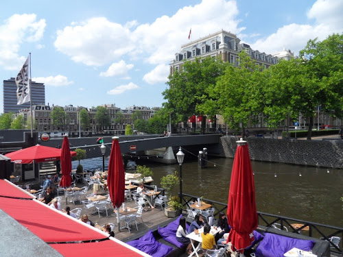 Amsterdam Bar all'aperto
