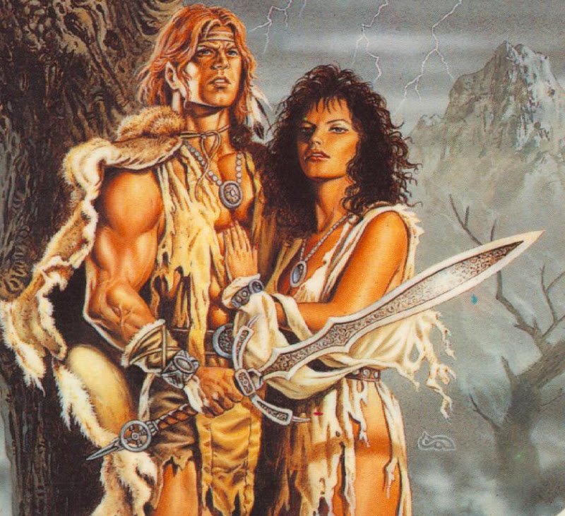 Tanis, Magick Lovers