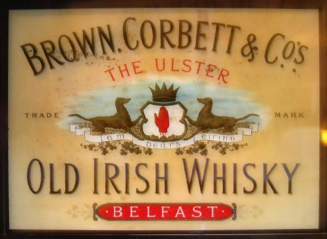 Brown Corbett Ulster