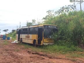 Acidente com ônibus de Cajobi mata dois em Catanduva