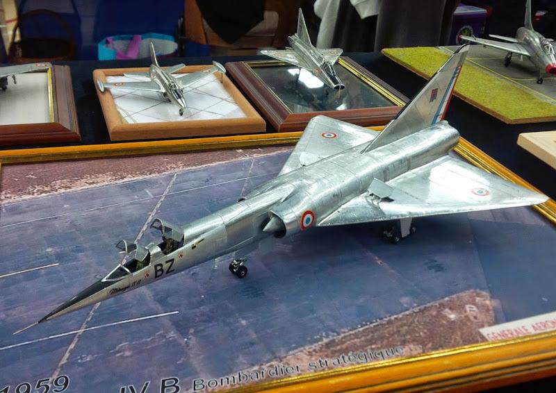 GAMD Mirage IV B. Un gros mirage IV, en scratch et au 72 Xpopdr15