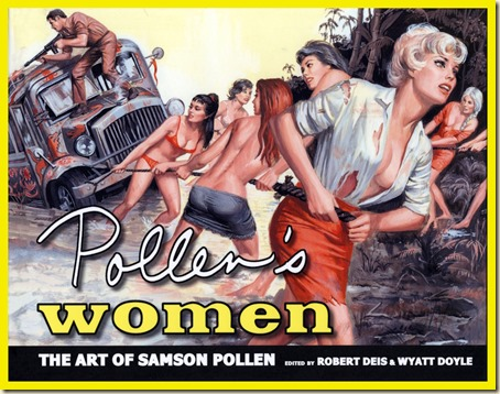 - POLLEN'S WOMEN front cover REV2A