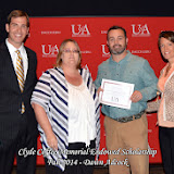 Scholarship Awards Ceremony Fall 2014 - Dawn%2BAdcock.jpg