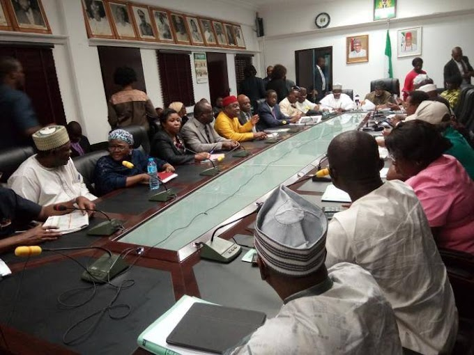 ASUU Strike: See outcome of meeting between Union and Federal Government