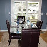 Very Beautiful and Quiet Dining Space