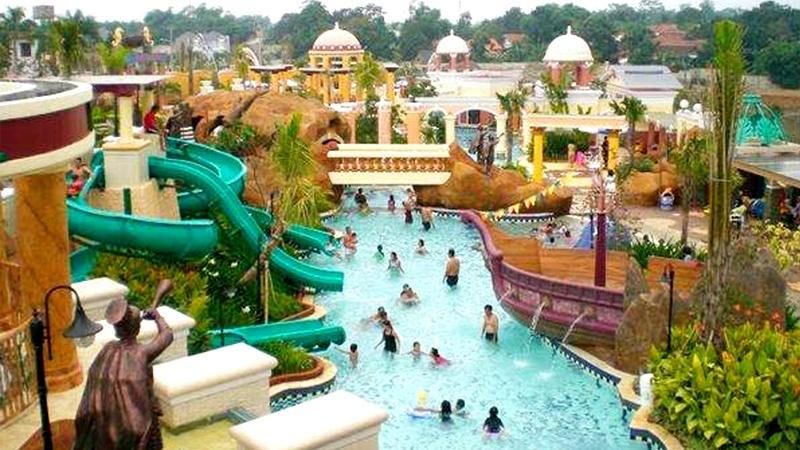 kolam renang, marcopolo,water,adventure,wisata,bogor