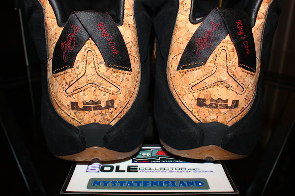 LeBron 12 EXT Cork is Coming and Its About to Take on the Legend
