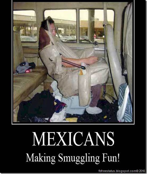 Racist Mexican Quotes Funny